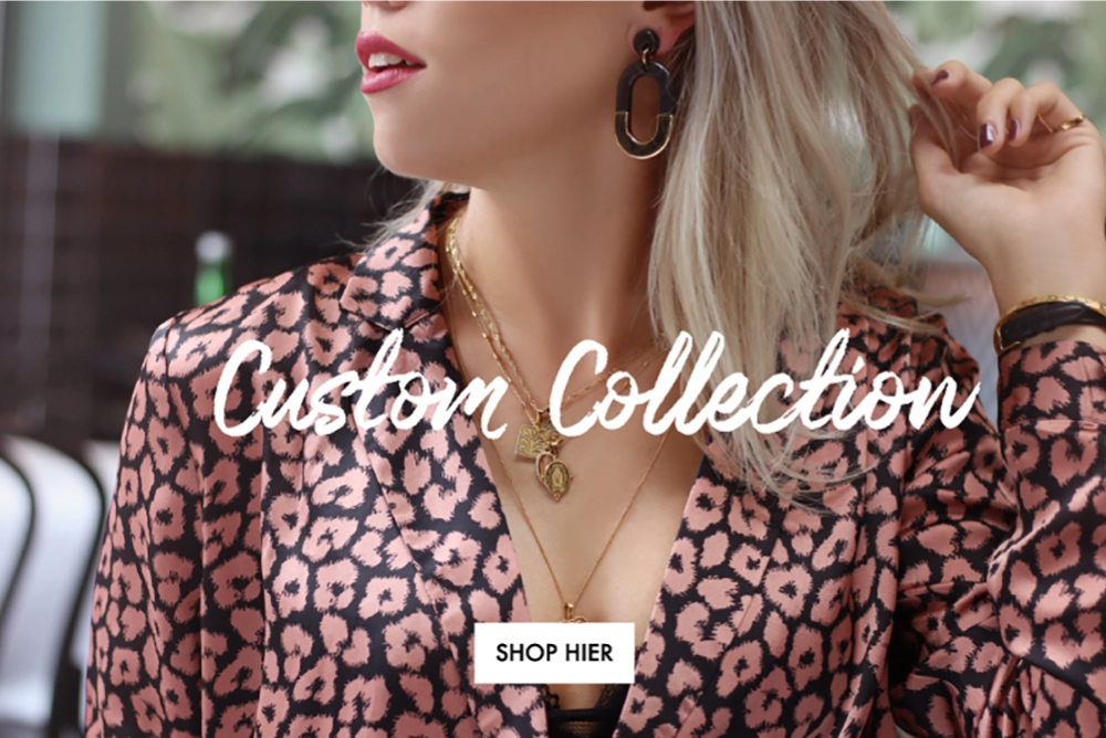 Shop de custom collection van My Jewellery