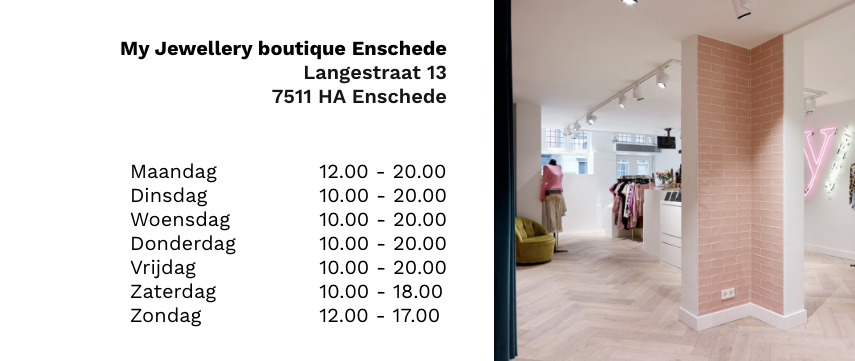 My Jewellery boutique Enschede