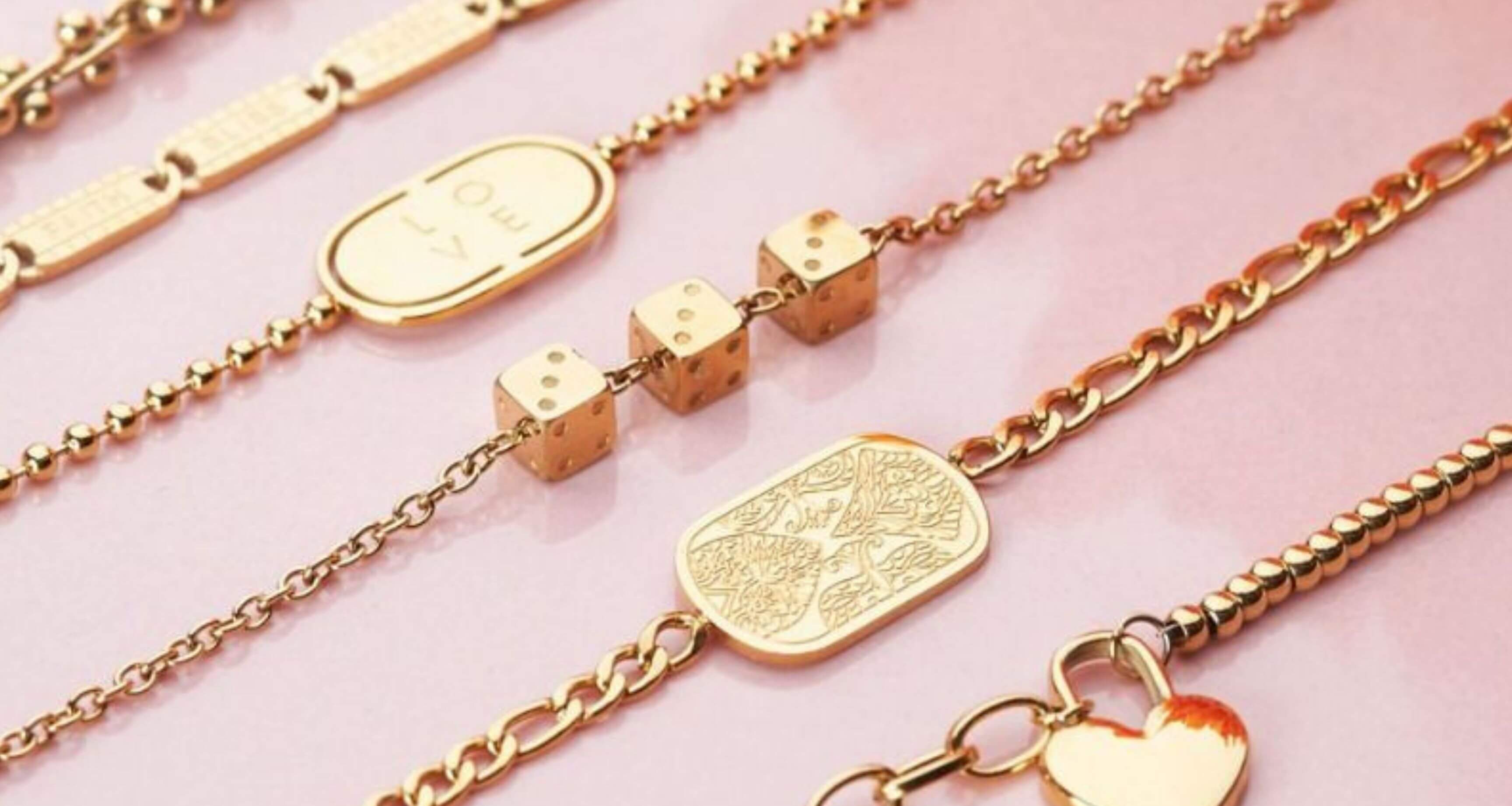 Examples of My Jewellery promotional gifts