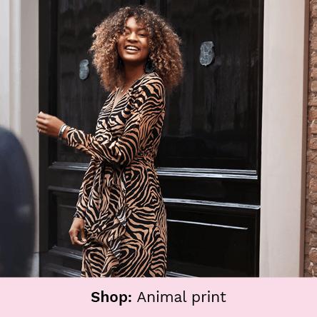 shop dierenprint kleding