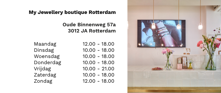 My Jewellery boutique Rotterdam