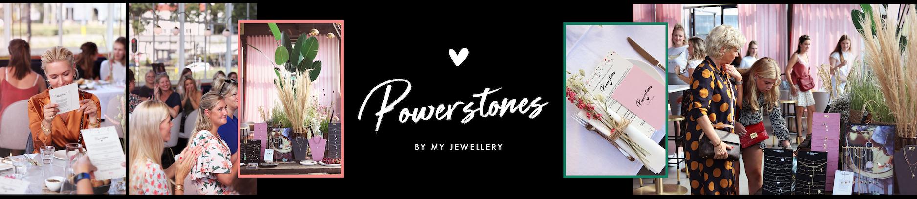 Powerstones event retailers