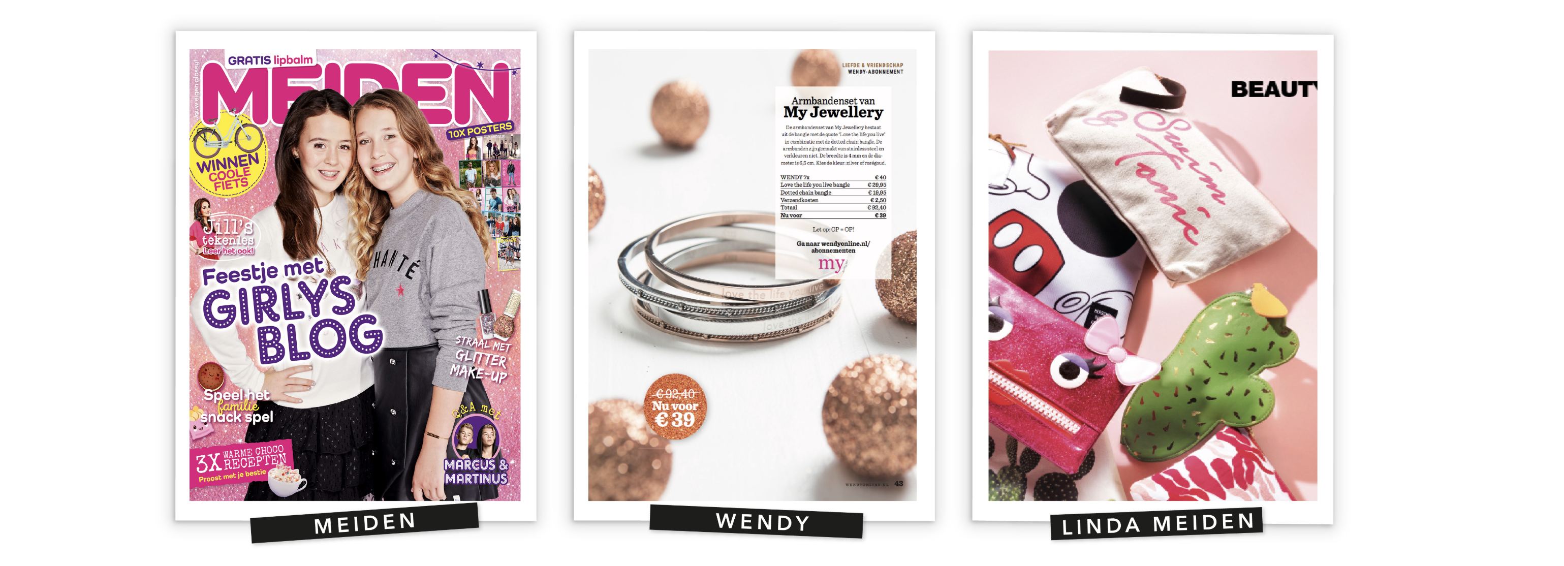 Media en partners | My Jewellery