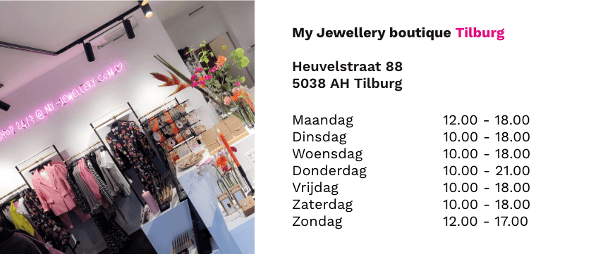 My Jewellery boutique Tilburg