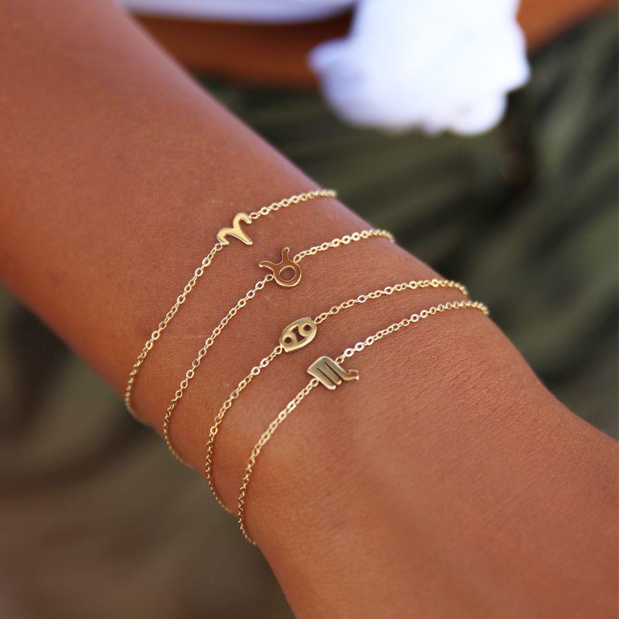 Sterrenbeeld sieraden