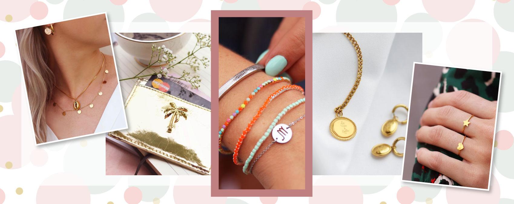 Relatiegeschenken voorbeelden My Jewellery
