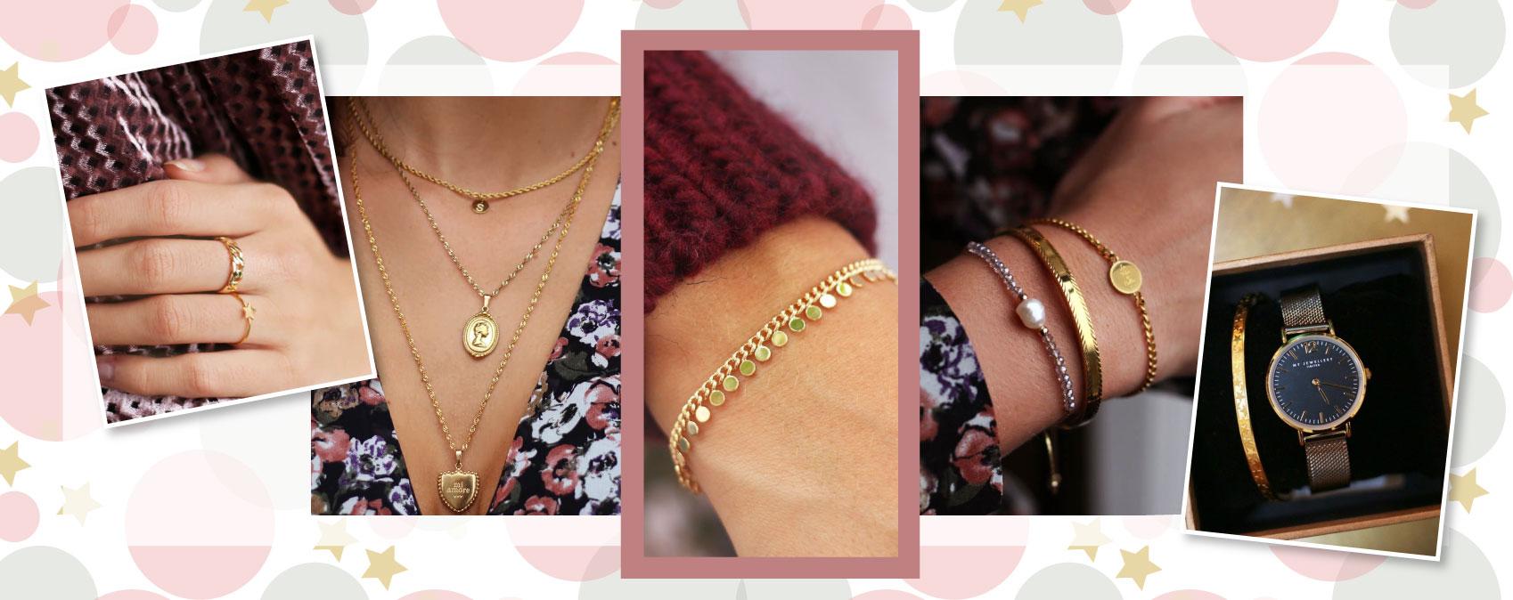 Voorbeelden kerstpakketten My Jewellery