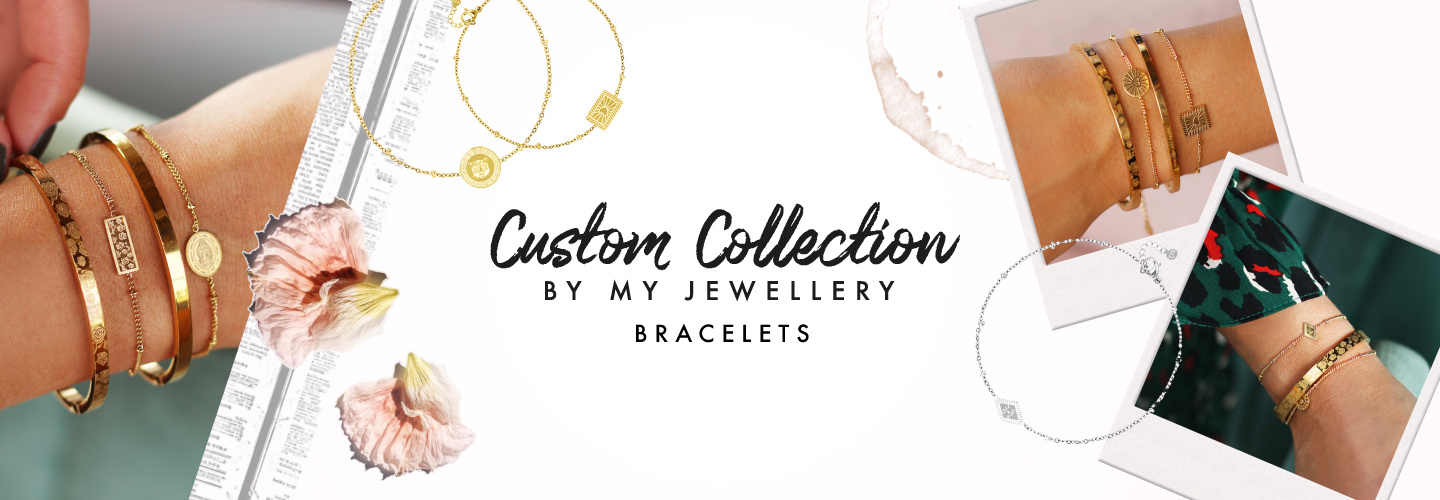 Custom collection armbanden