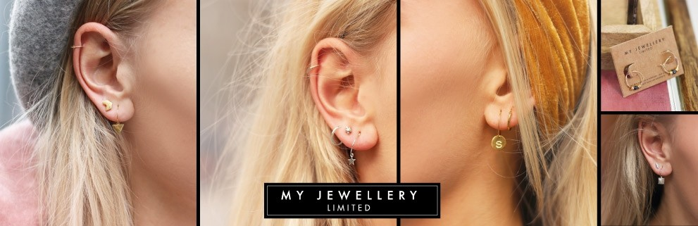 My Jewellery Limited minimal earrings