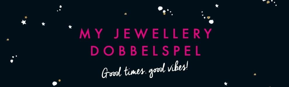 My Jewellery Dobbelspel, sinterklaas dobbelspel, cadeau dobbelspel