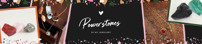 Influencers wearing powerstones