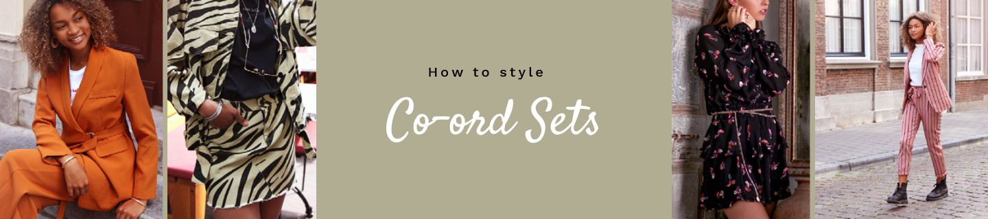 co-ord sets