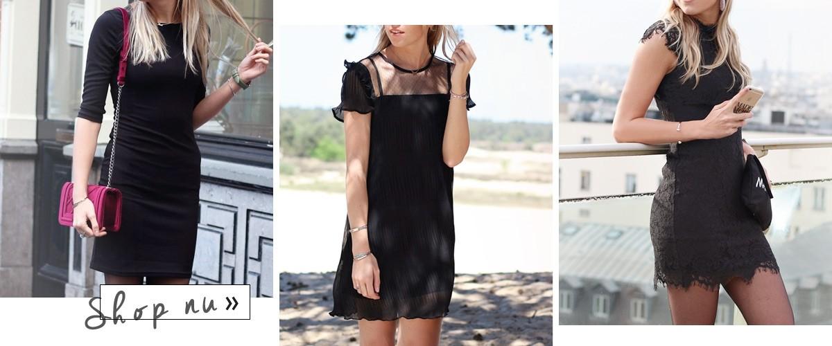 Kanten jurk accessoires