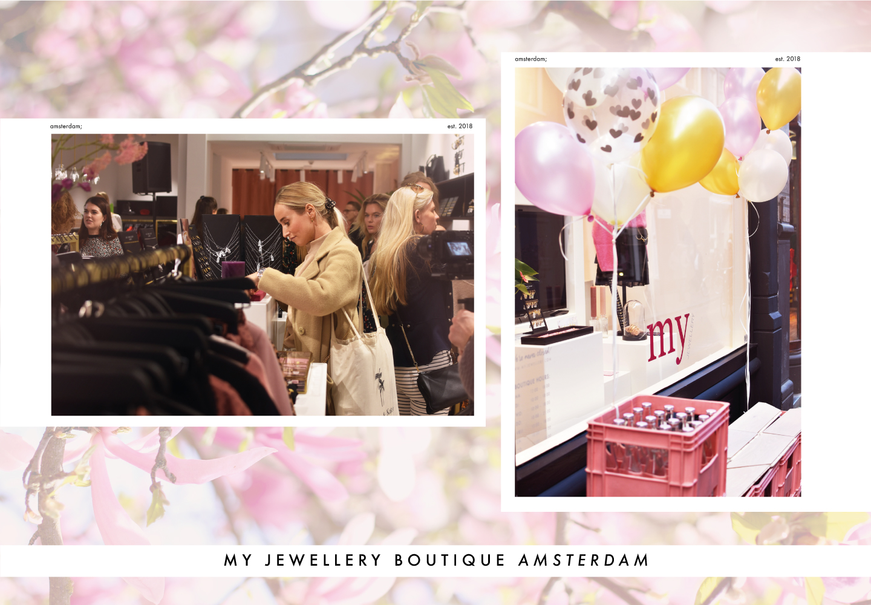 Amsterdam winkel My Jewellery