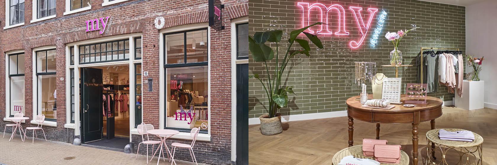 My Jewellery boutique Groningen coming soon