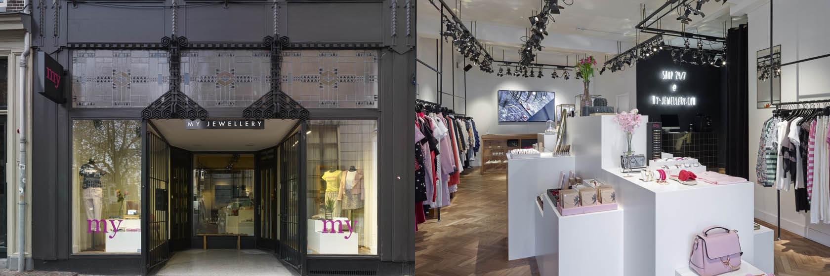 My Jewellery boutique Utrecht