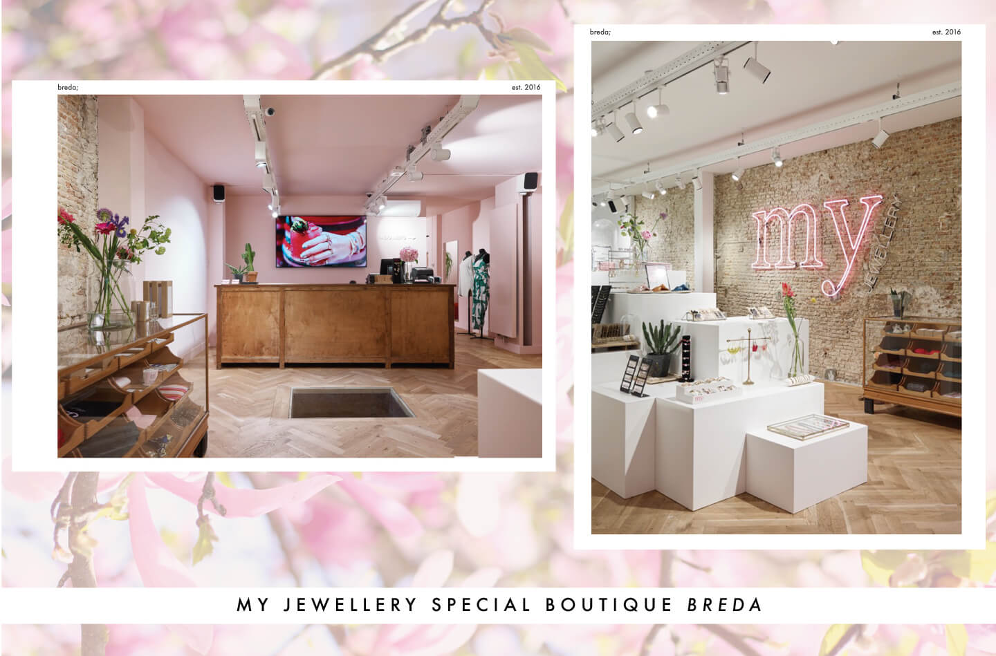 My Jewellery boutique Breda