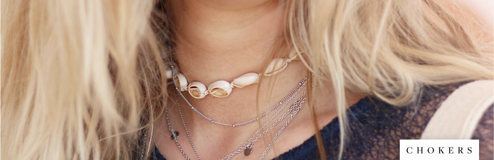 My Jewellery chokers