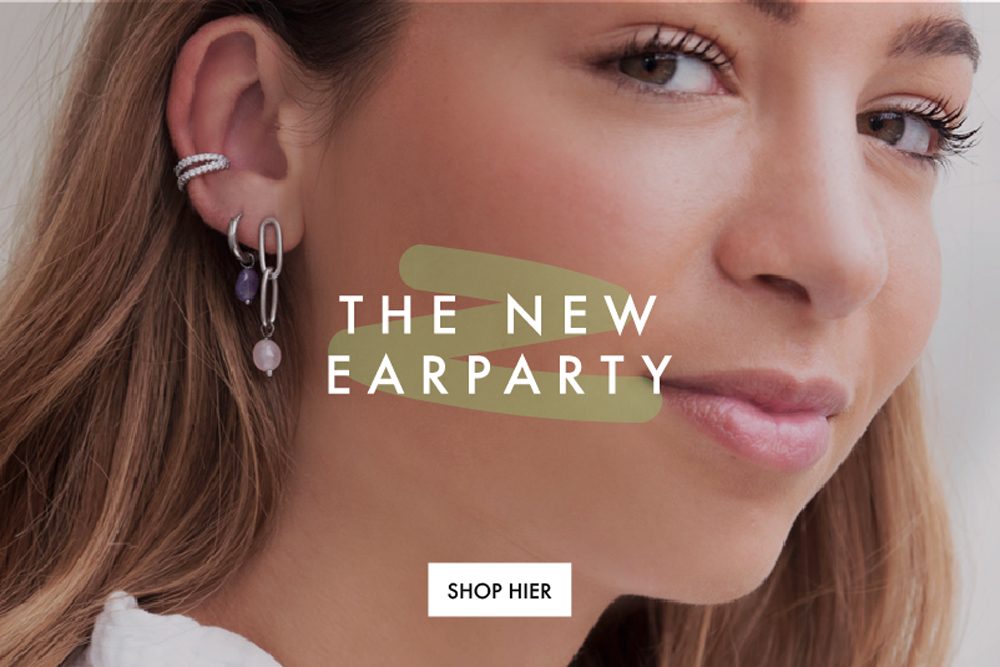 Shop the new earparty van My Jewellery