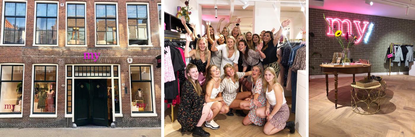 Opening boutique Groningen