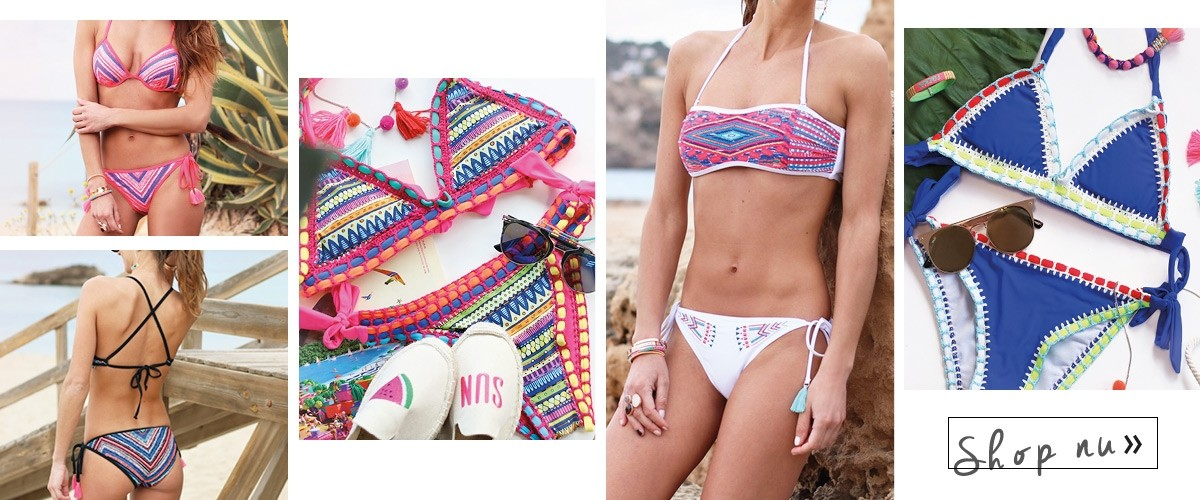 My Jewellery Ibiza bikini