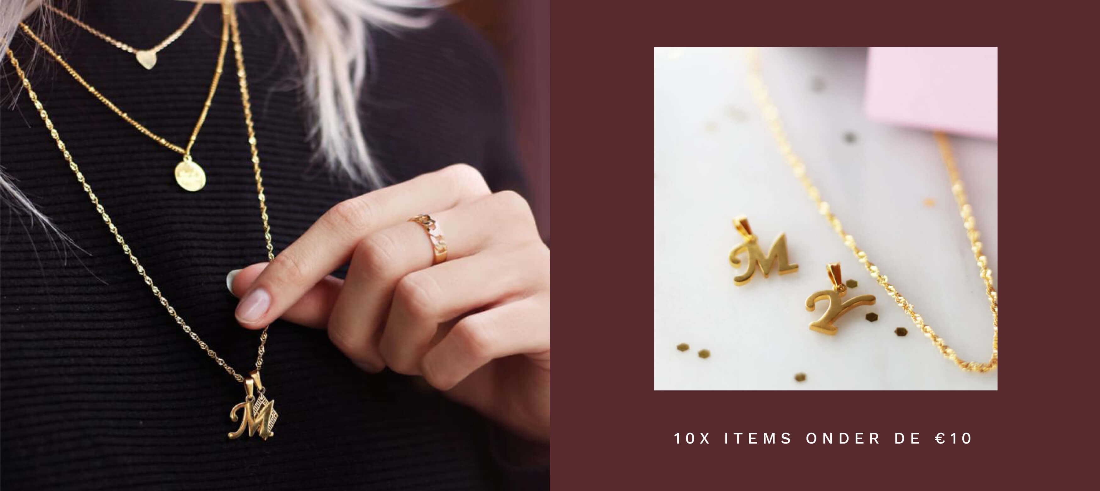 10x My Jewellery items onder tien euro