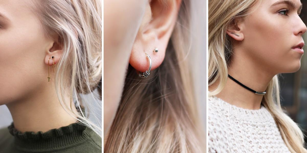 Minimalistische oorbellen My Jewellery