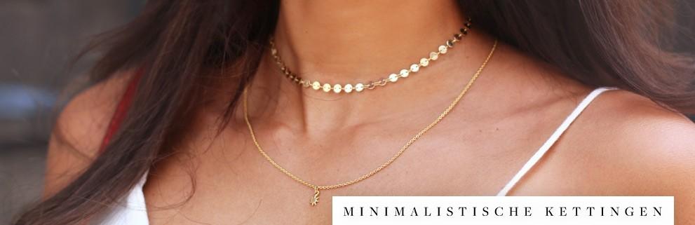 My Jewellery minimalistische kettingen