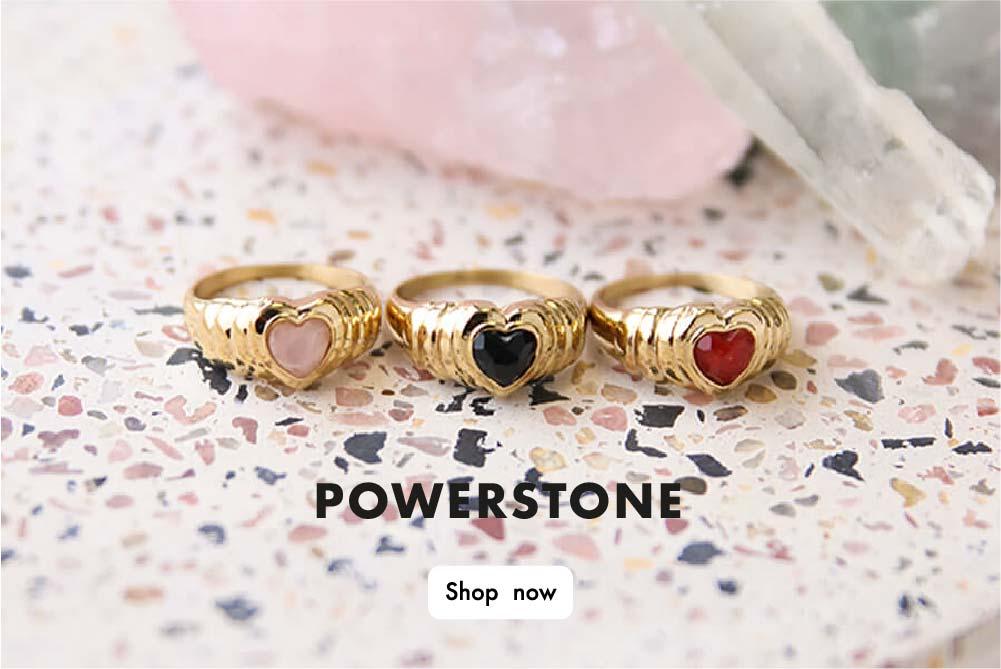 Shop de Powerstones collectie van My Jewellery