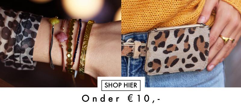 cadeaus voor lootjes onder tien euro