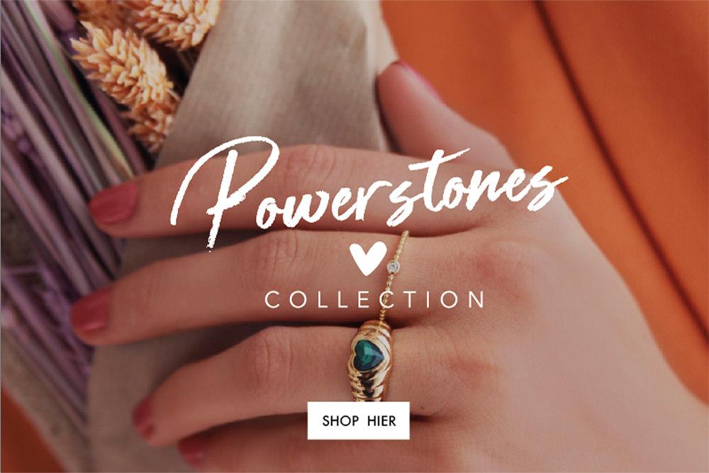 Shop de Powerstones collectie van My Jewellery