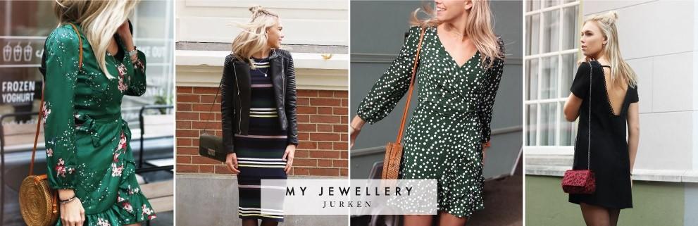 My Jewellery jurken