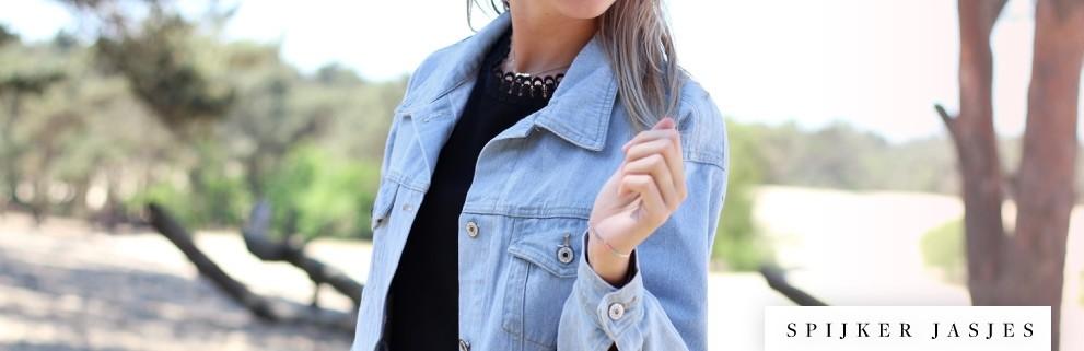 My Jewellery spijker jas
