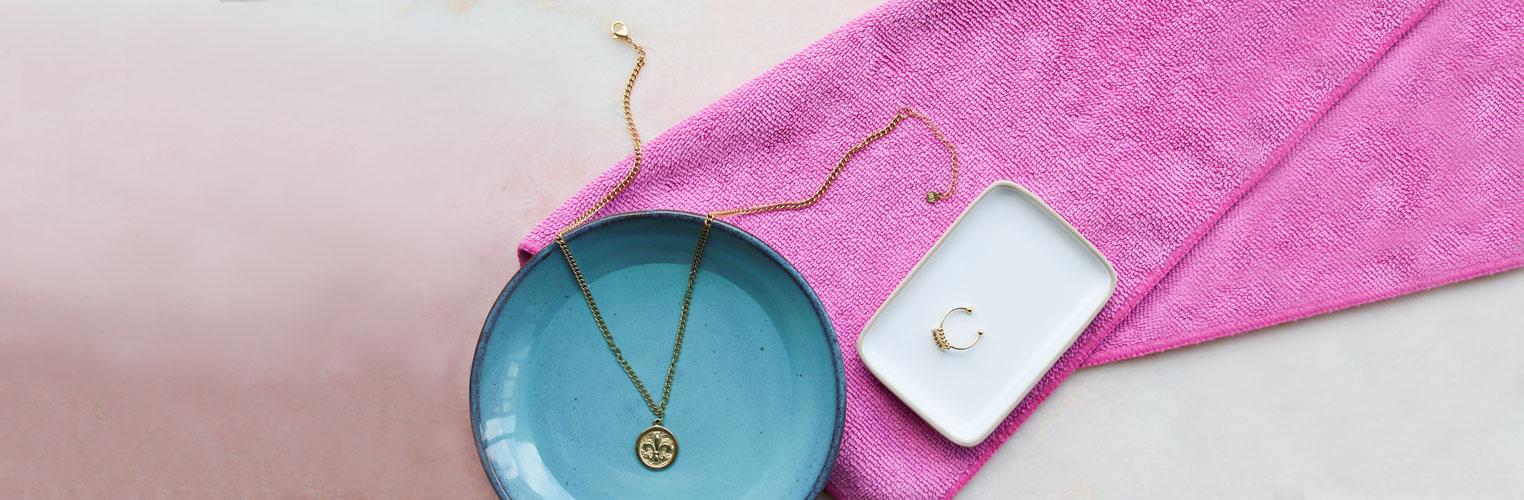 Stainless steel sieraden schoonmaken My Jewellery