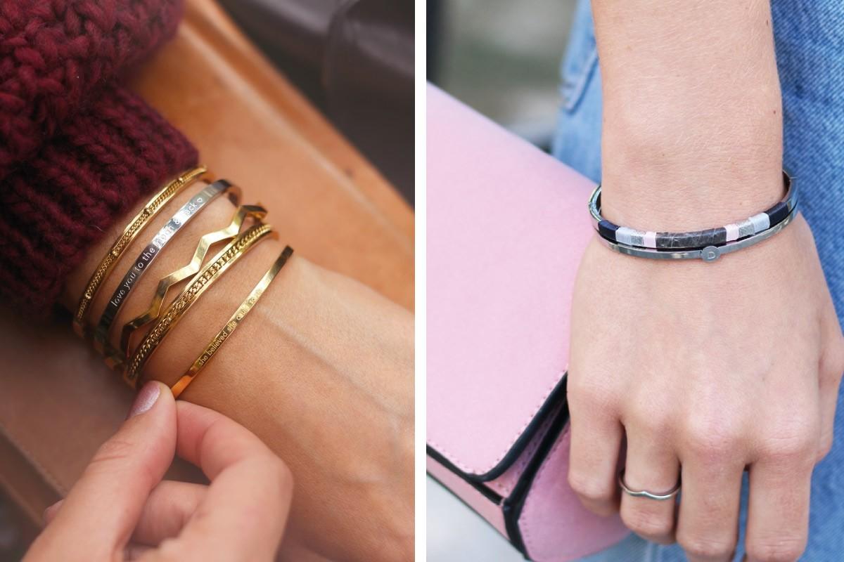 My Jewellery bangles