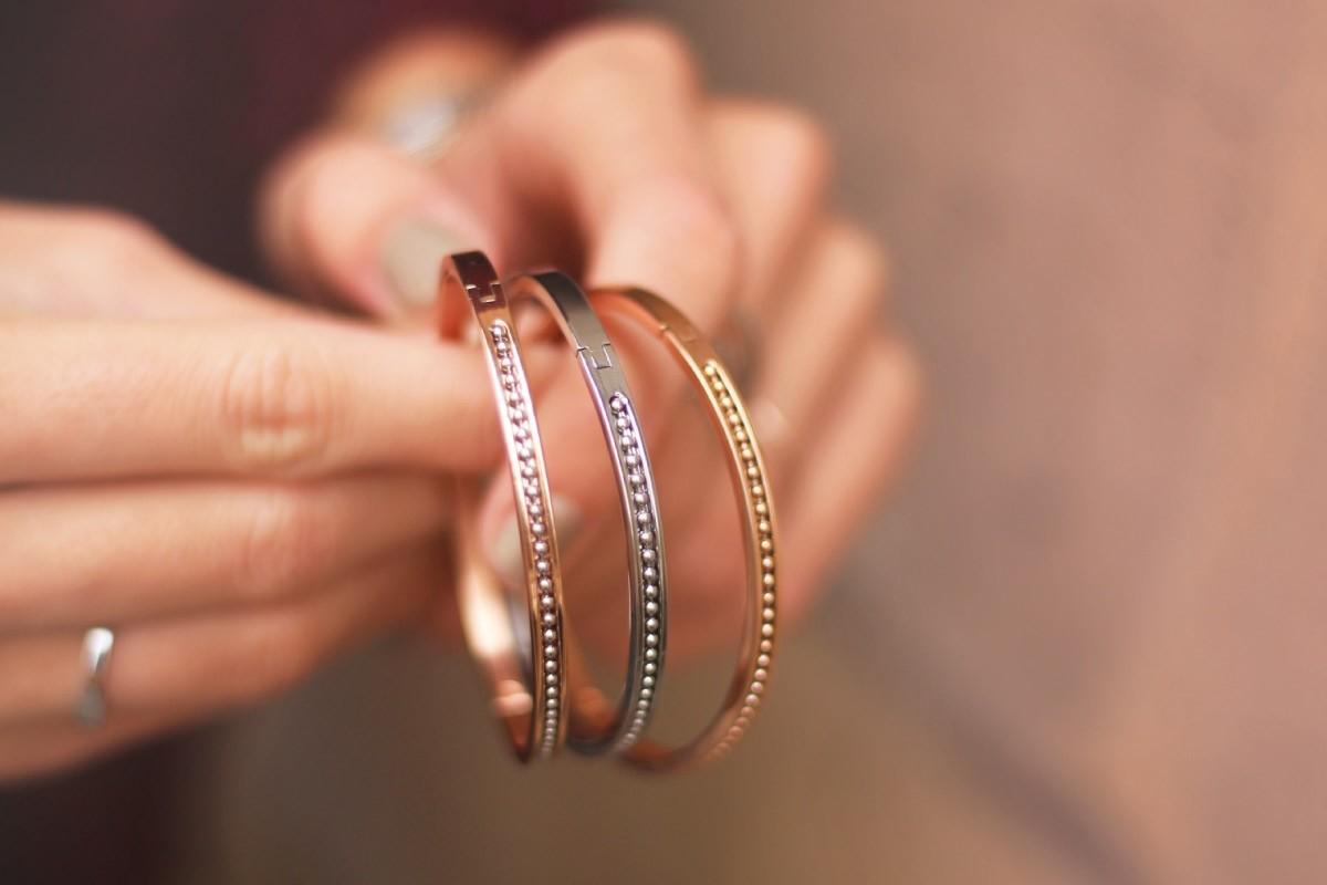 My Jewellery Stalen Armbanden