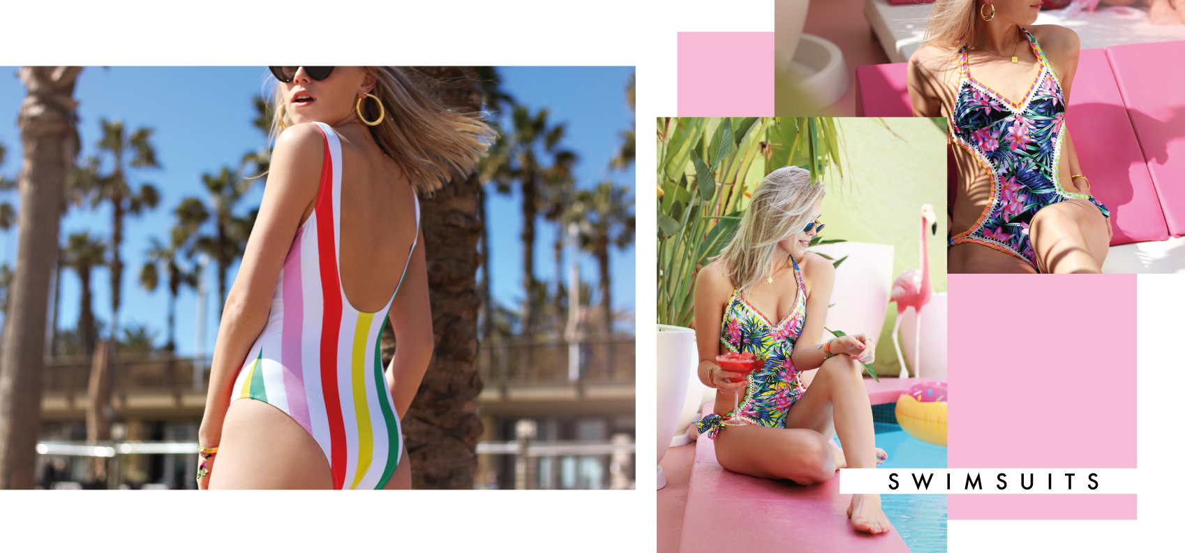 Push up bikini en mix en match