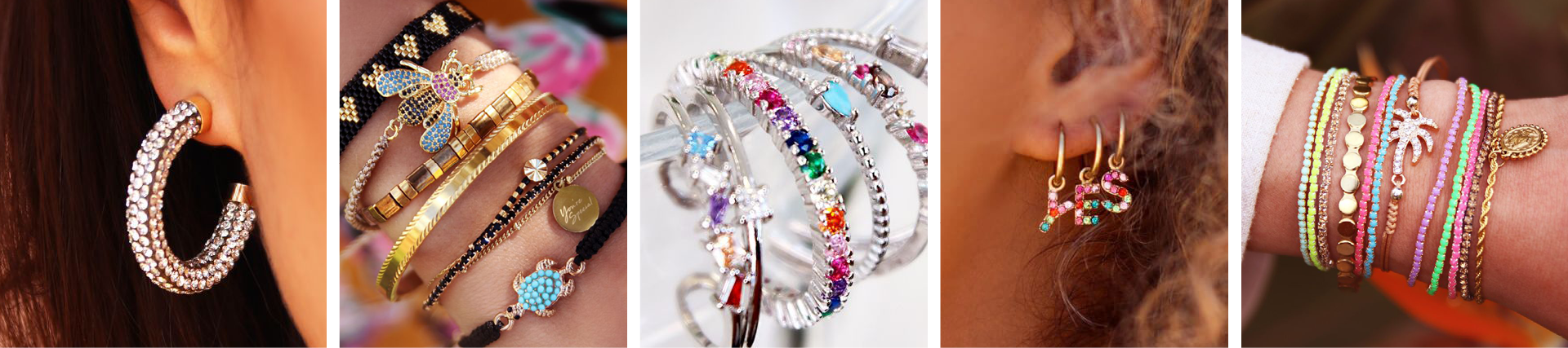 My Jewellery strass sieraden