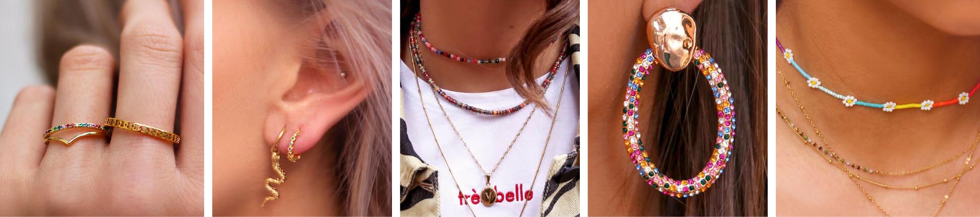 My Jewellery Regenboog sieraden