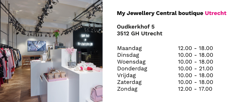 My Jewellery boutique Utrecht