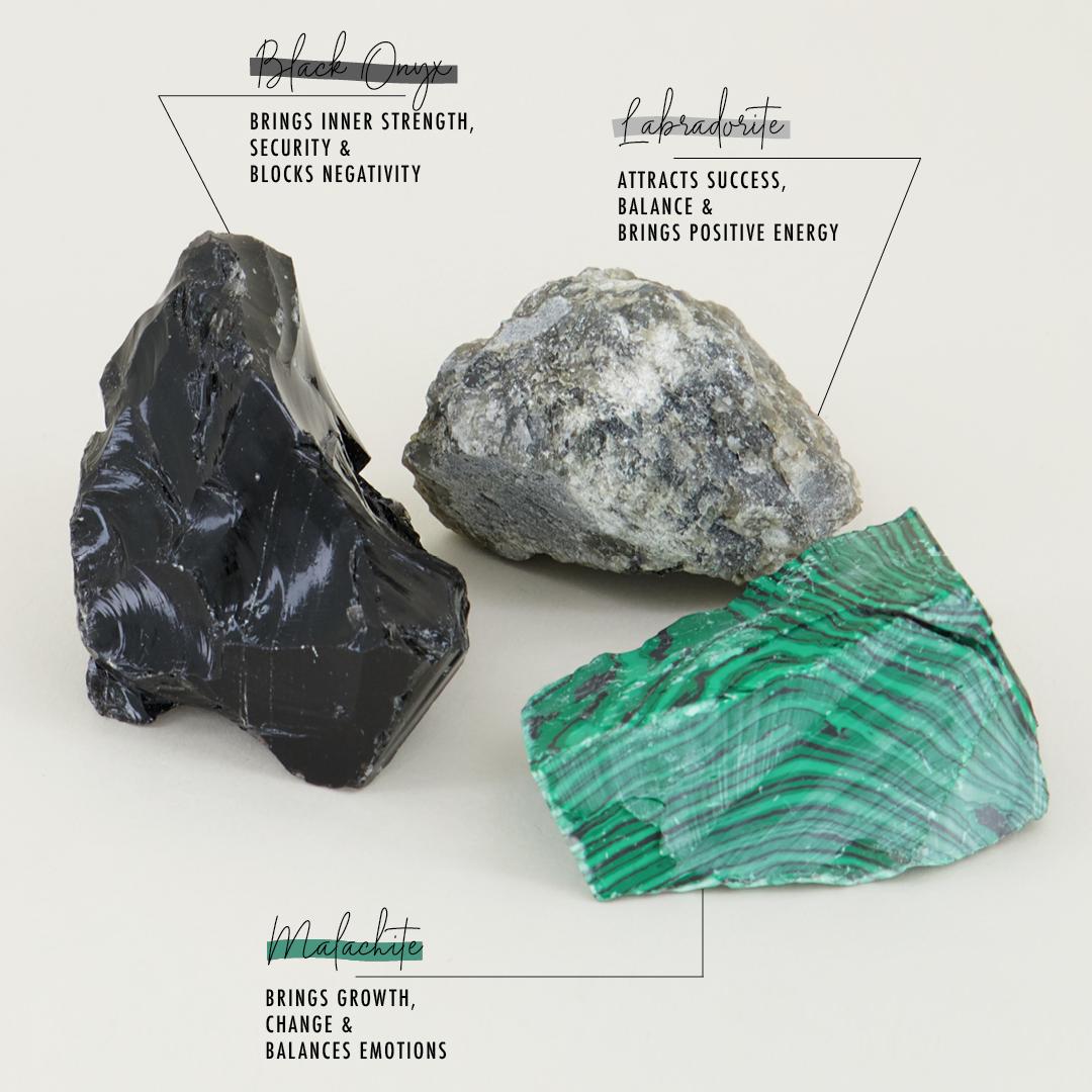 wat zijn geneeskrachtige stenen?